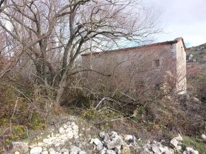 molino abandonado