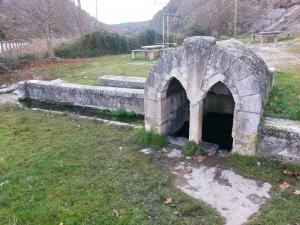 nacimiento río Arandilla