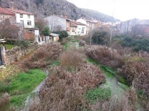 entrada en Huerta de Rey