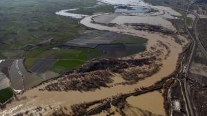 Inundaciones río Ebro procedente de RTVE