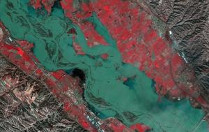 Imagen de Elecnor Deimos captada por su satélite Deimos